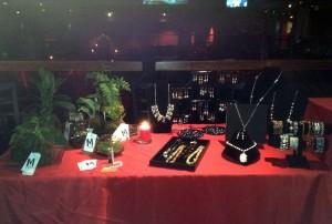 M2 Labs Botanicals at the Women Who Rock concert at Rockbar (6-11-15)