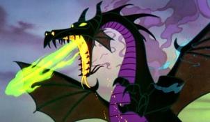 No contest, the Dragon!