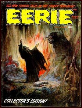 Halloween 2020 - Eerie (No 2 March 1966