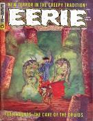 Halloween 2020 - Eerie (No 6 Nov 1966)