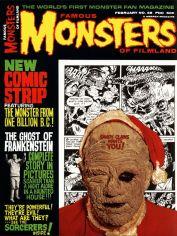 Halloween 2020 - FM (No. 48 Feb 1968)