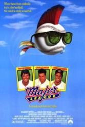 MOVIES - Major League (poster)