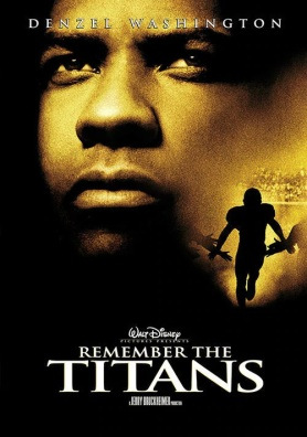 MOVIES - Remember the Titans (poster, Disney)