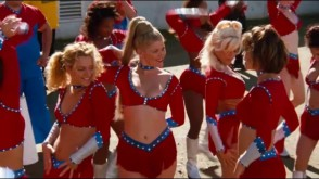 MOVIES - The Replacements (cheerleaders)