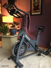 WORKOUT - Stationary Bike-1