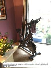 WORKOUT - Stationary Bike-2